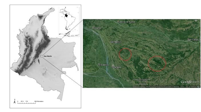 Mapa web page Proyecto Zocay